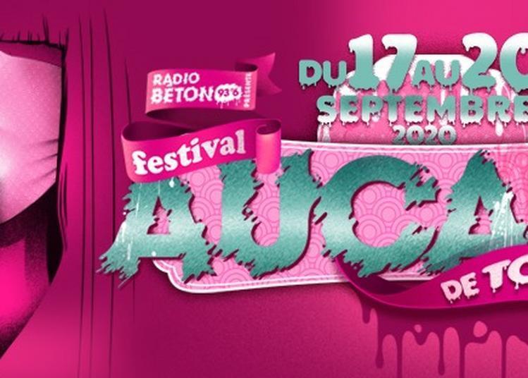 Festival Aucard De Tours - Pass 4 Jours