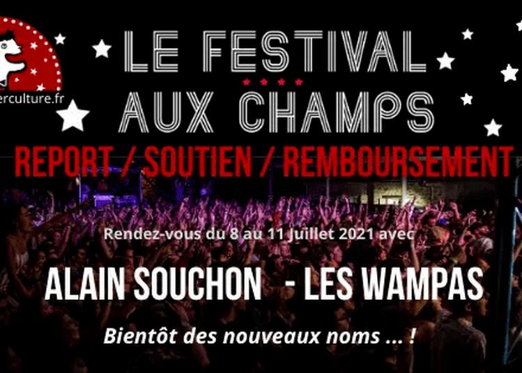 Festival aux Champs 2021
