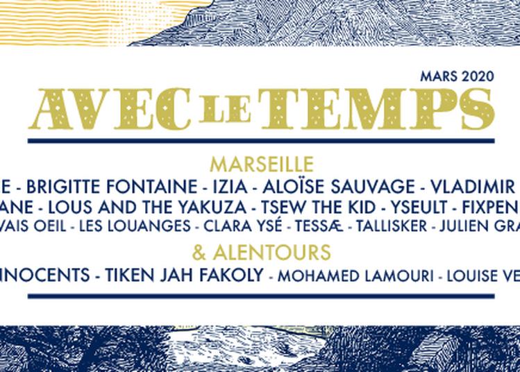 Festival Avec Le Temps 2020