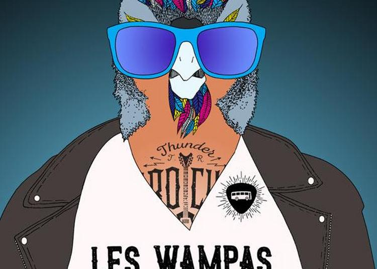 Les Wampas Et Waxx à Carcen Ponson