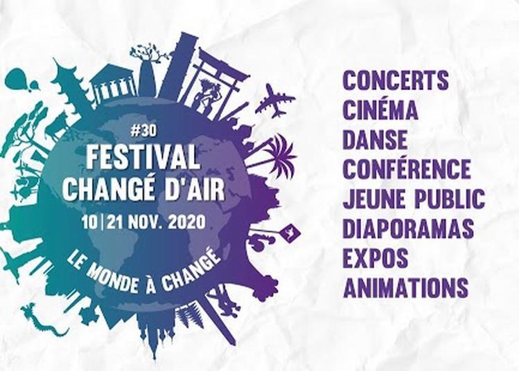 Festival Changé d'Air 2020