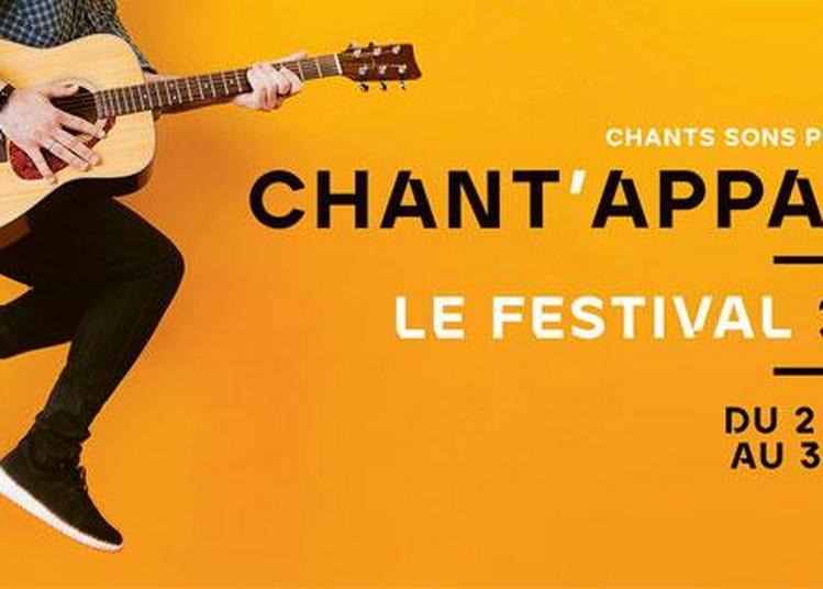 Festival Chant'Appart 2021