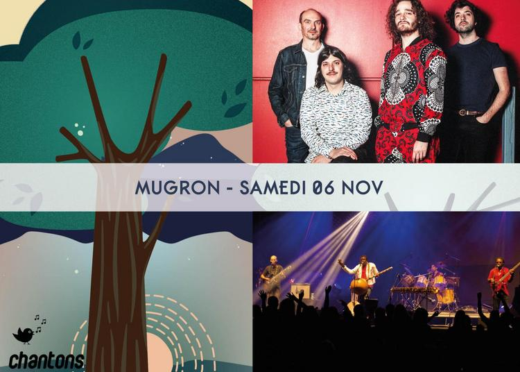 Festival chantons sous les pins - Mugron