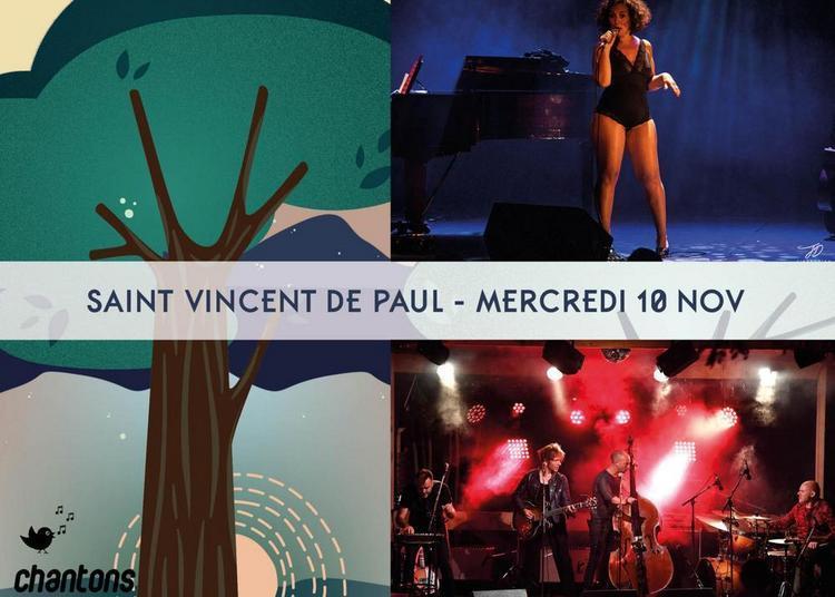 Festival Chantons sous les pins - St Vincent de Paul à Saint Vincent de Paul