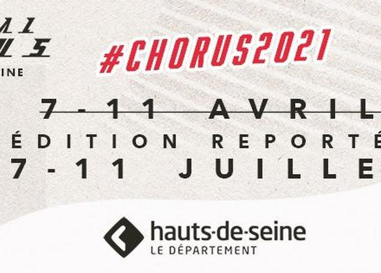 Festival Chorus 2021- 33eme Edition à Boulogne Billancourt