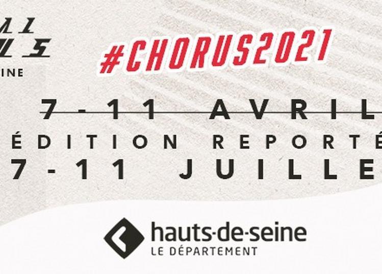 Festival Chorus 2021 - report