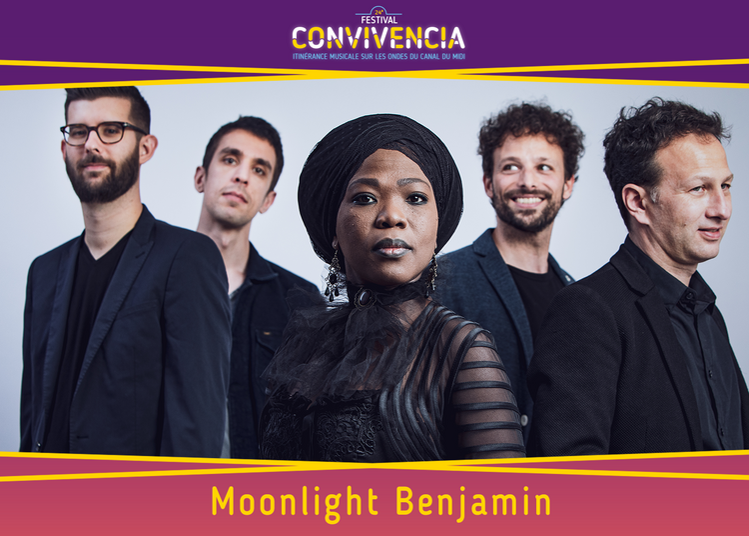 Festival Convivencia / Moonlight Benjamin à Renneville