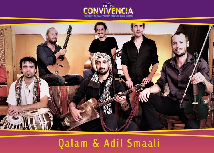 Festival Convivencia / Qalam & Adil Smaali à Saint Nazaire d'Aude