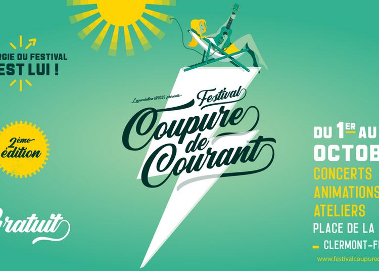 Festival Coupure de Courant 2021