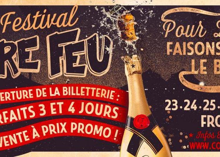 Festival Couvre Feu 2018