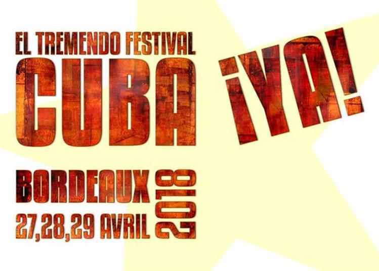 Festival Cuba iYa! - 2ème édition à Pessac