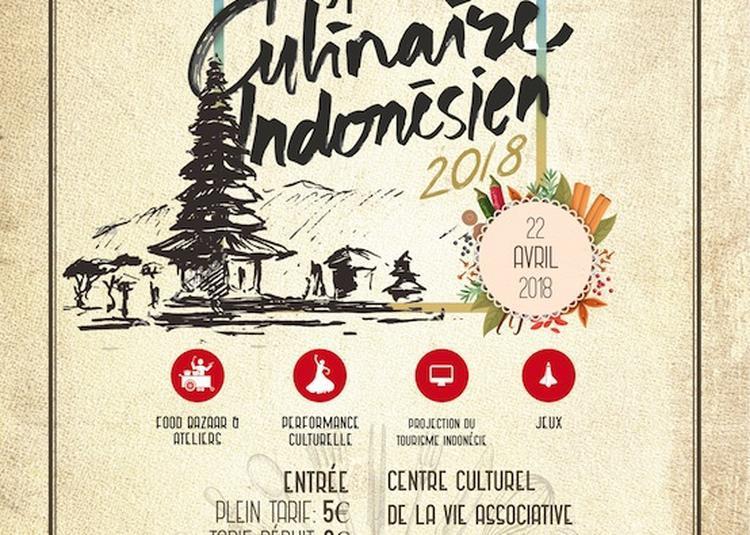 Festival Culinaire Indonésien 2018