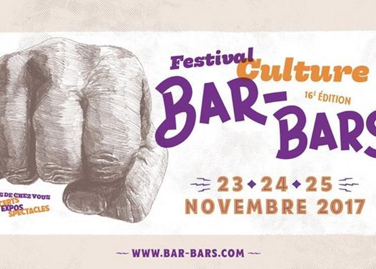 Festival Culture Bar - Bars 2017
