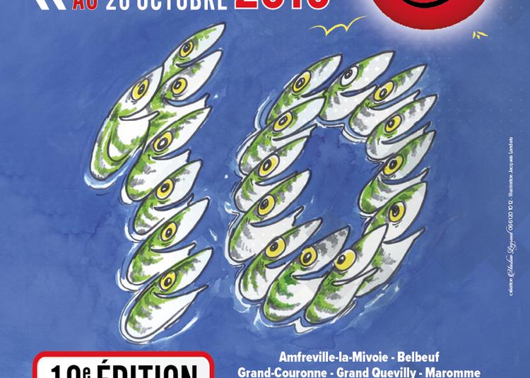 Festival D'humour & De Curiosité Rire En Seine 2019