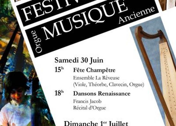 Festival d'Orgue et de musique ancienne 2018