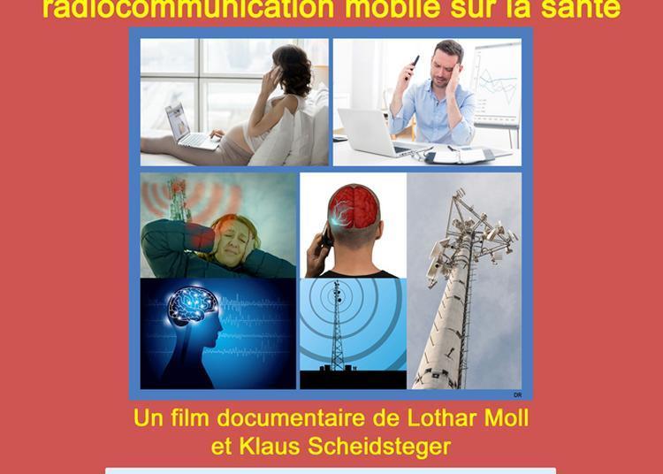 Les effets des ondes de la radiocommunication mobile sur la santé à Annemasse