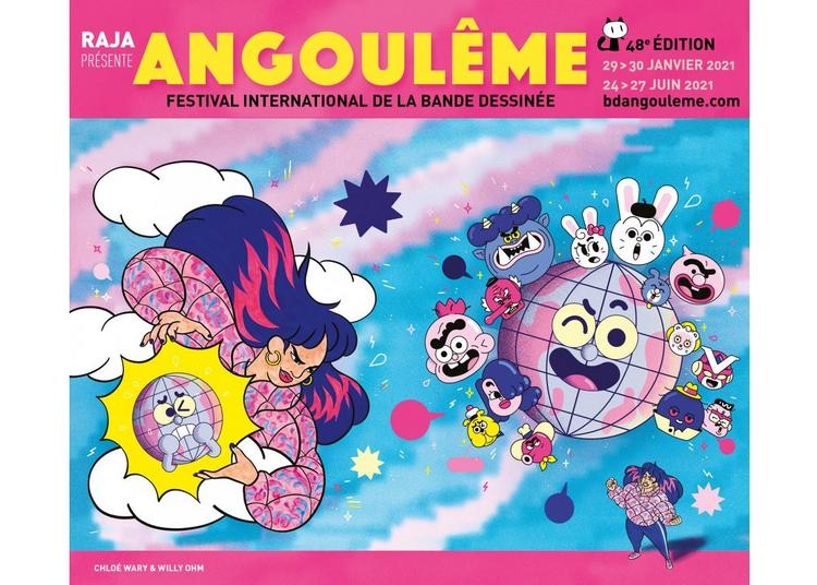 Festival de la Bande Dessinée d'Angouleme 2021