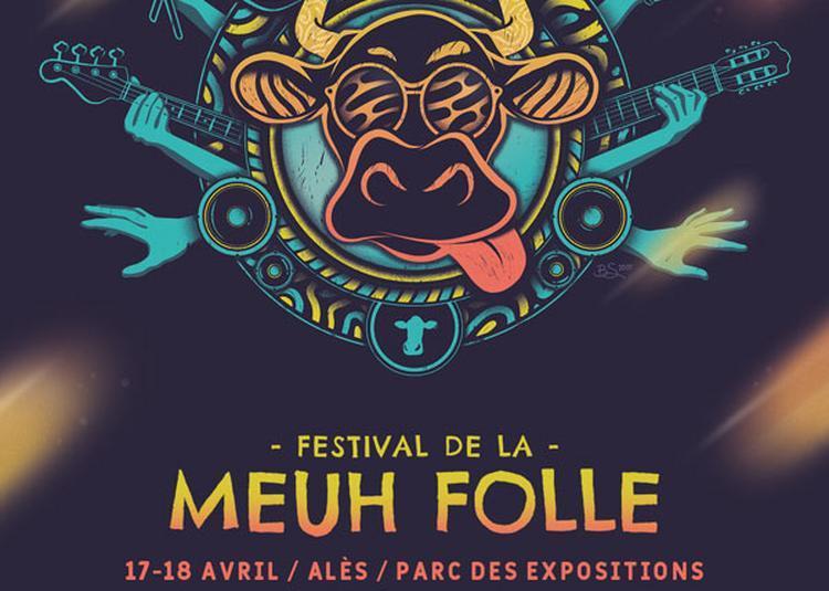 Festival De La Meuh Folle - Pass 2j à Mejannes les Ales