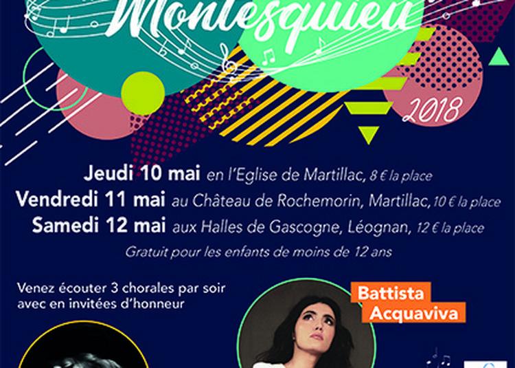 Festival de Montesquieu 2018