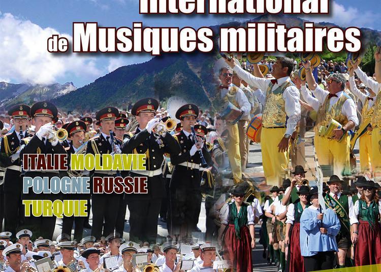 Festival De Musiques Militaires à Porcieu Amblagnieu