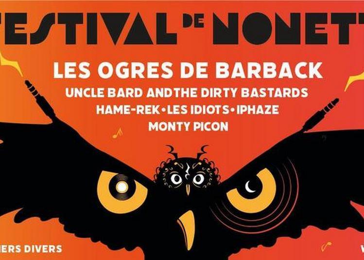 Festival De Nonette 2021 Pass 2 jrs