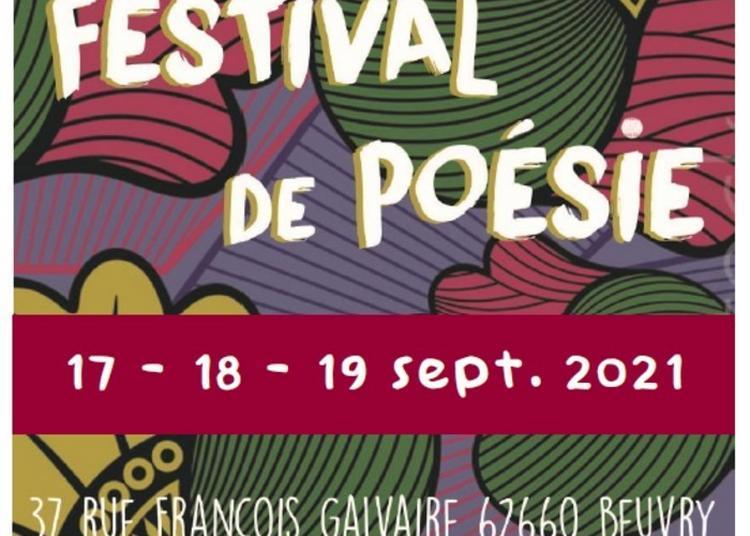 Festival De Poésie à Beuvry