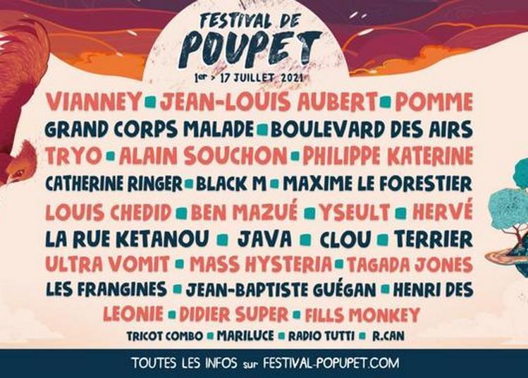 Festival de Poupet 2021