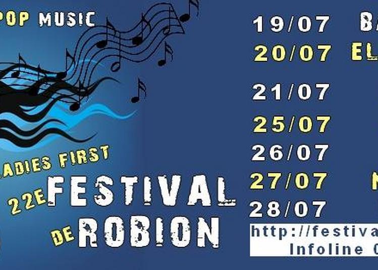 Festival de Robion 2018