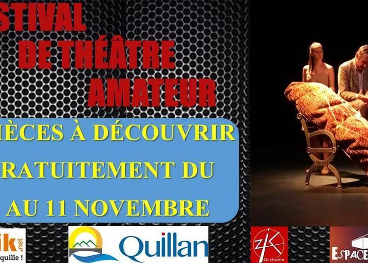 Festival de théâtre amateur à Quillan