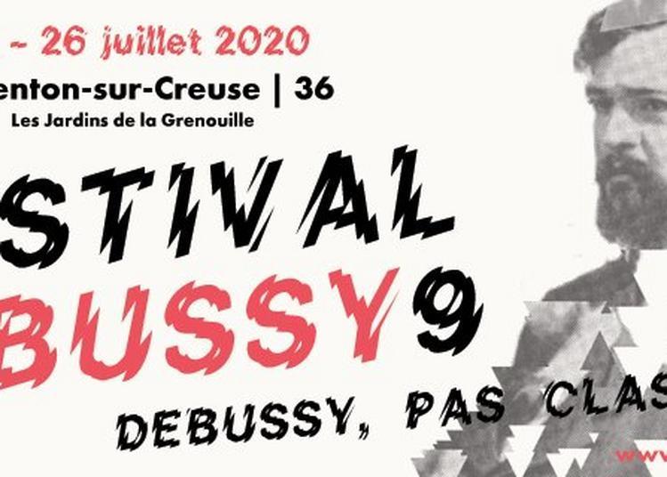 Festival Debussy 2020 - Pass 1 Jour à Argenton sur Creuse