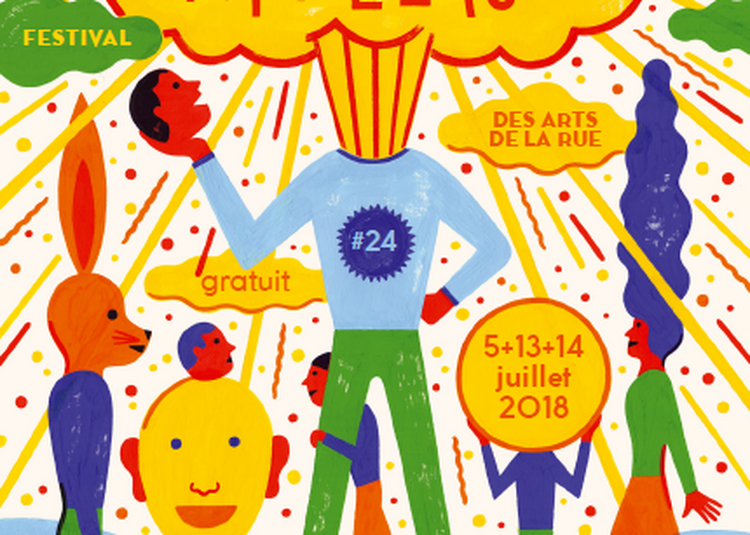 Festival des arts de la rue Les Entrelacés 2018