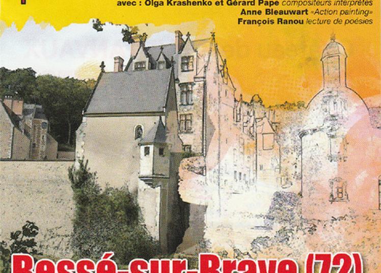 Festival des arts plastiques de Besse-sur-Braye. 2018