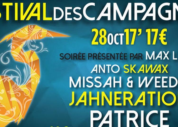 Festival Des Campagnes Samedi à Saint Laurent Nouan