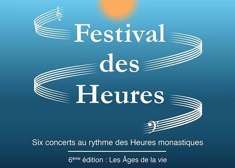 Festival des Heures - Six concerts au rythme des Heures monastiques à Paris 5ème