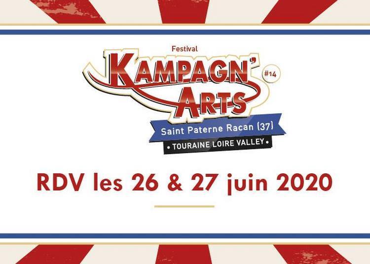 Festival Des Kampagn'Arts - Pass 1 Jour à Saint Paterne Racan
