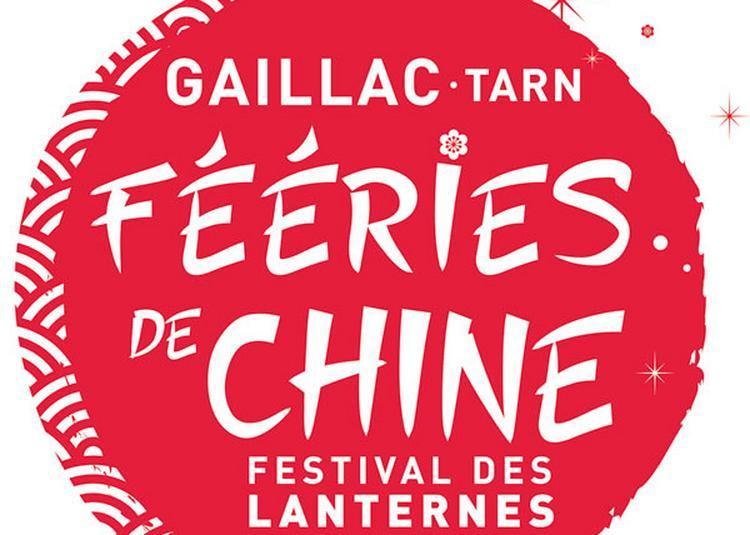 Festival Des Lanternes 2019-2020 à Gaillac