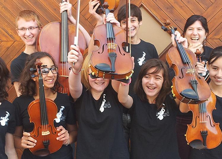 Festival des Musicales des coteaux de Gimone : concert de fin de stage: