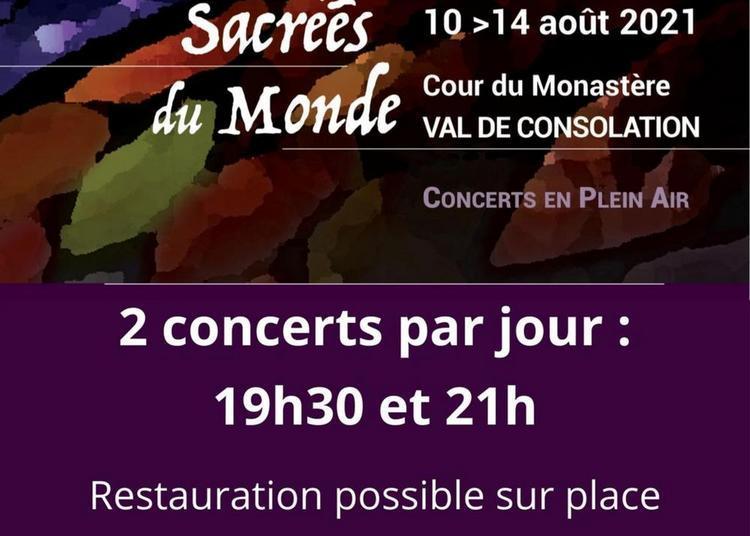 Festival des musiques sacrées du monde 2021