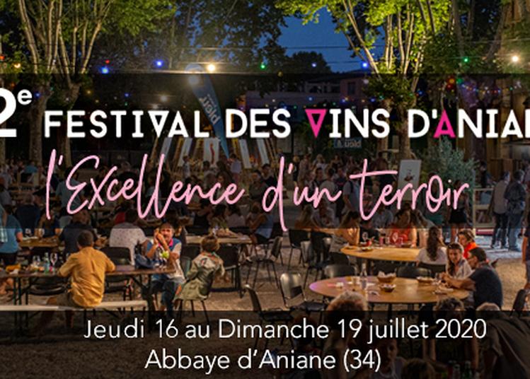 Festival des Vins d'Aniane 2020