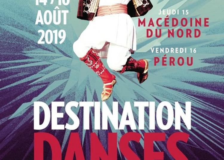 Festival Destination Danses 2019