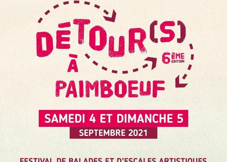 Festival Détour(s) à Paimboeuf 2021