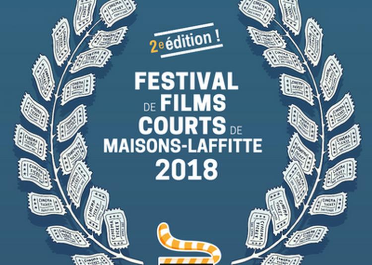 Appel à films - Festival de films courts de Maisons-Laffitte 2018