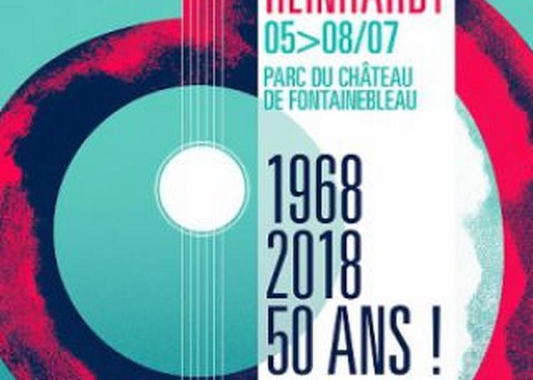 Festival Django Reinhardt - Jour 4 à Fontainebleau