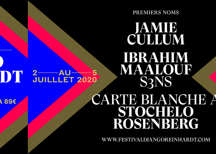 Festival Django Reinhardt - Pass 4 Jours à Fontainebleau