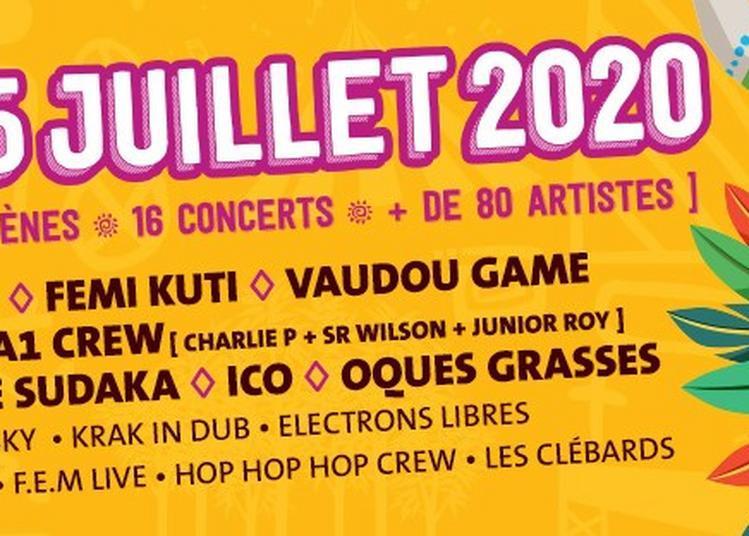 Festival Du Chant De L'Eucalyptus 2020