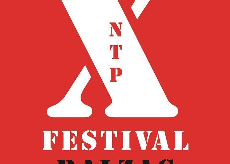 Festival du Nouveau Théâtre Populaire 2018
