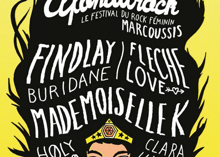 Festival Elfondurock 2018 à Marcoussis