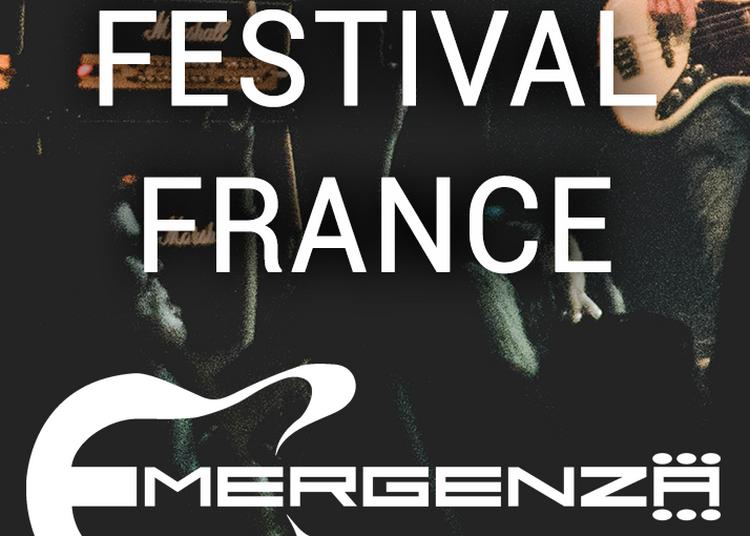Festival Emergenza - 1er tour Paris à Paris 19ème