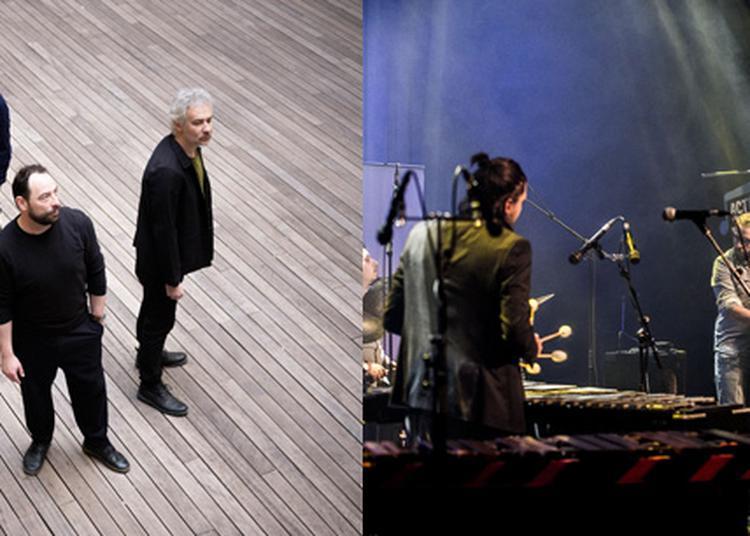 Festival Ermi'Jazz - LeÏla Martial Baa Box / Itamar Borochov à Paris 20ème