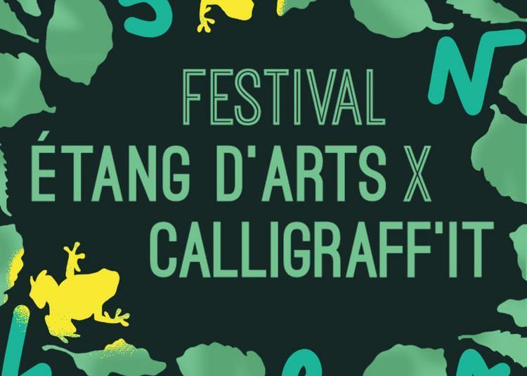 Festival Etang d'Arts X Calligraff'it 2019